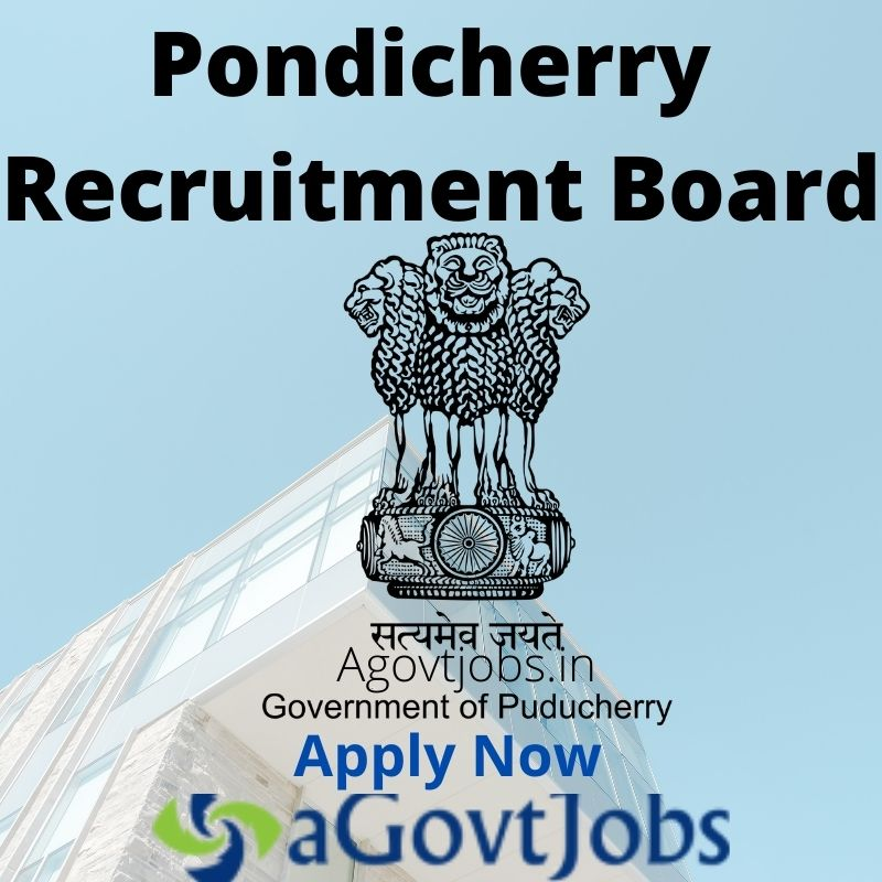 Pondicherry University Jobs - Apply for 1 JRF Post  in
